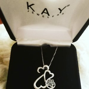 Kay necklaces my favorite christmas present from ben its from the open hearts collection i have aloadofball Gallery