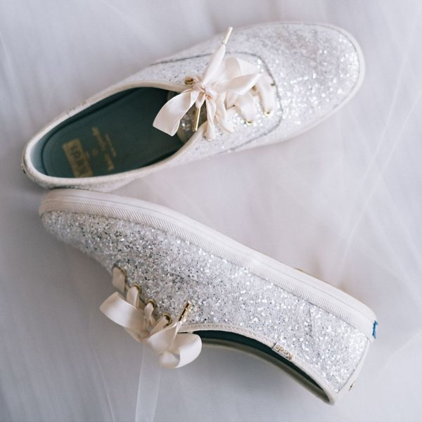these cuties from keds are just gorgeous regram from snippetandink weddingshoes