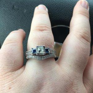 my beautiful rings from Kays. #displaymykays