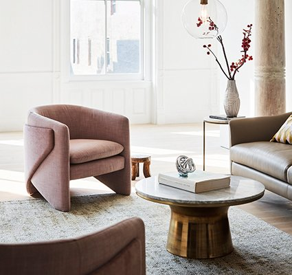 How To Decorate With Accent Chairs West Elm