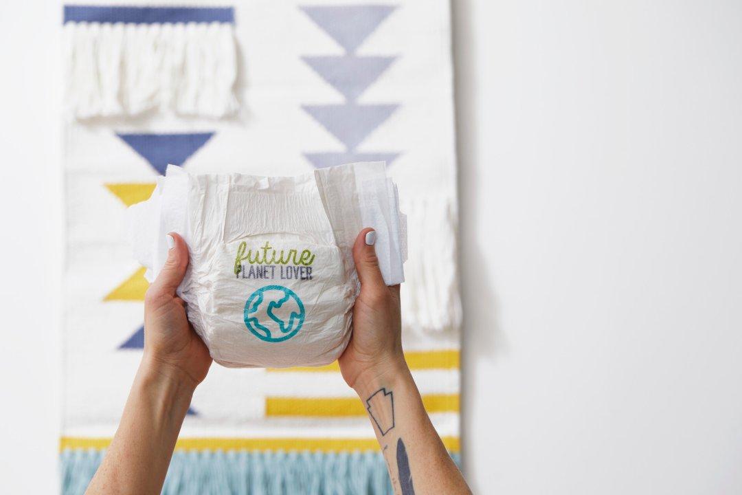 Future Global Citizen diaper