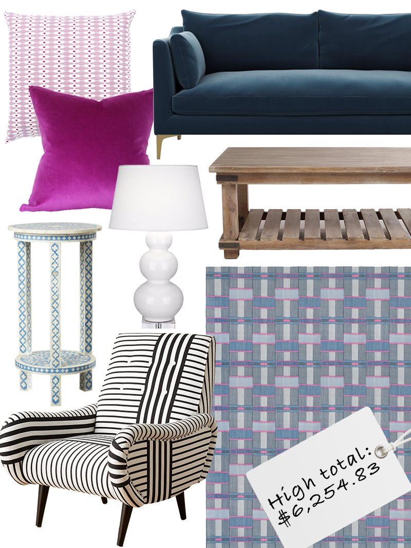 Shop Geode Pillow Mauve, Orchid Dark Magenta Purple Velvet Pillow Cover - Made-to-Order, Caitlin by The Everygirl, Cameron Coffee Table, Togo Dhurrie, Striped Losange Chair, Bungalow Rose Ouitchambo Bone Inlay End Table, Robert Abbey Lily White Triple Gourd Ceramic Buffet Lamp and more