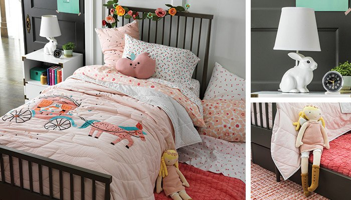Girls Bedroom Ideas Room Theme Inspiration The Land Of Nod