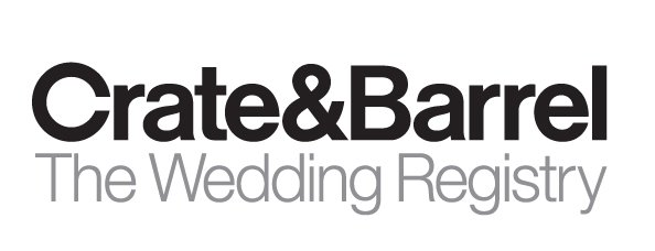 Crate Barrel Wedding Registry.Wedding Registry Advice The Crate And Barrel Blog