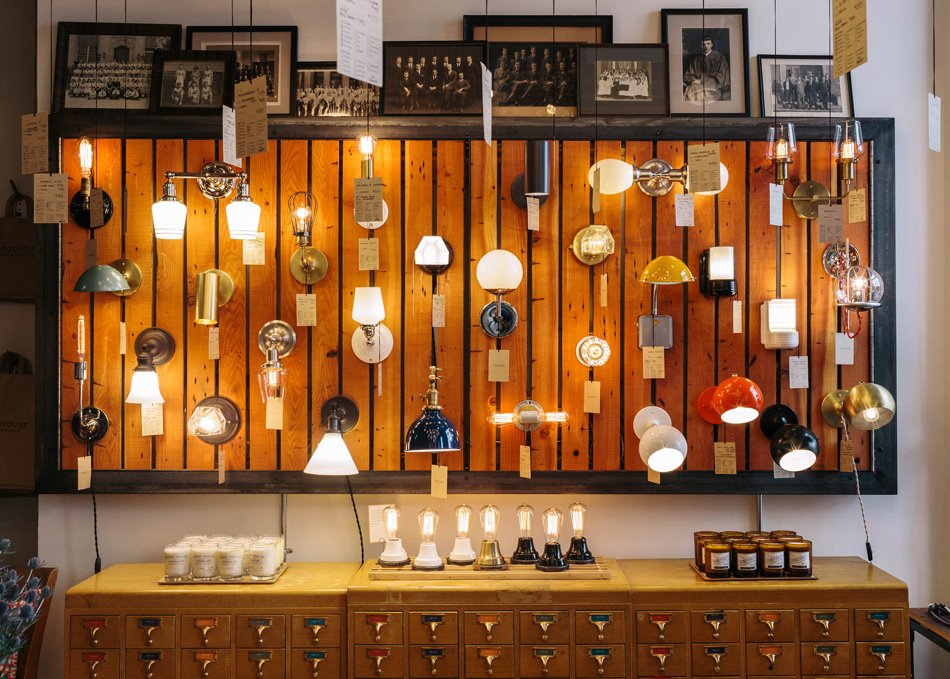 Go Inside: Schoolhouse NYC Store | Schoolhouse Electric