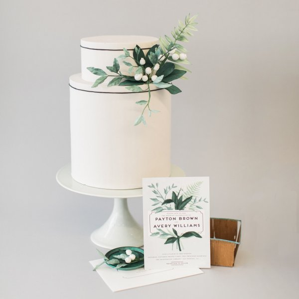 FROM CARDS TO CAKES