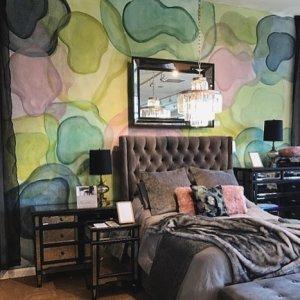 Isla Mirrored 3 Drawer Accent Chest | Arhaus Furniture
