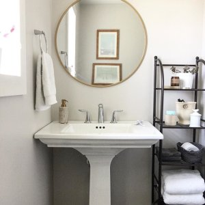 Memoirs Pedestal Sink With Stately Design 8 Inch Centers K 2268 8