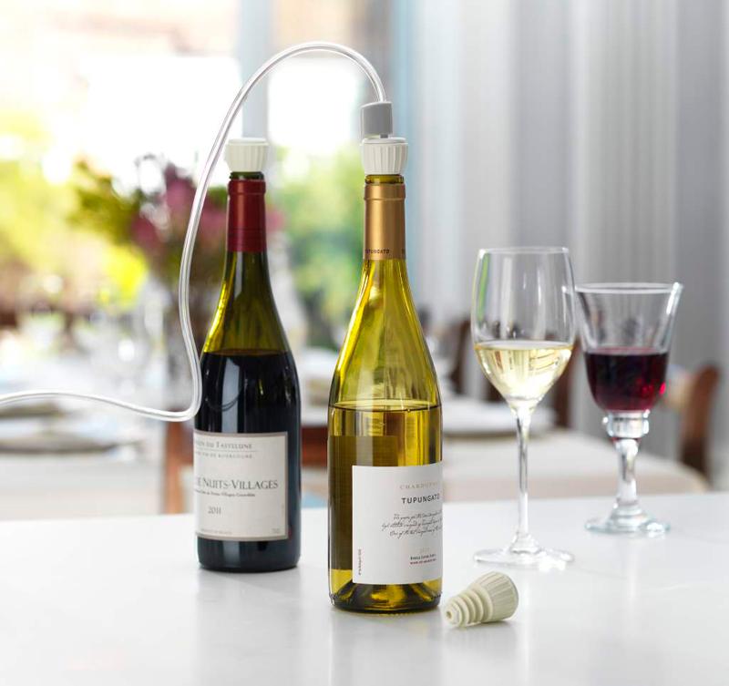 Make Your Wine Last Longer With Your Vacuum Sealer Foodsaver