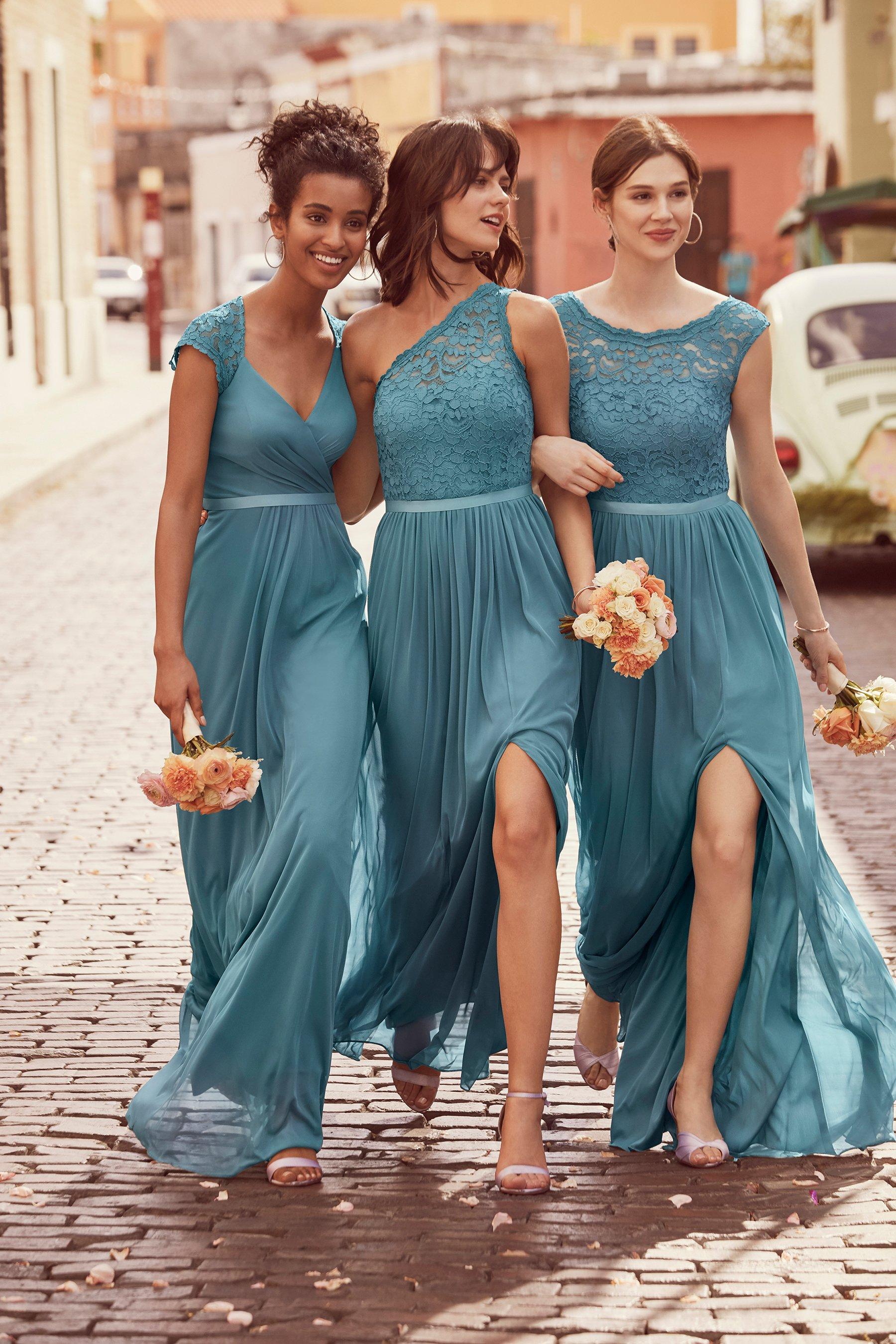 Fall 2017 Bridesmaid Trends - David\'s Bridal Blog