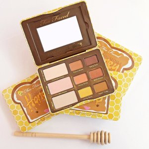 Peanut Butter And Honey Eye Shadow Collection - Too Faced