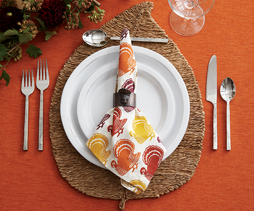 Thanksgiving Table Setting Ideas | Crate and Barrel