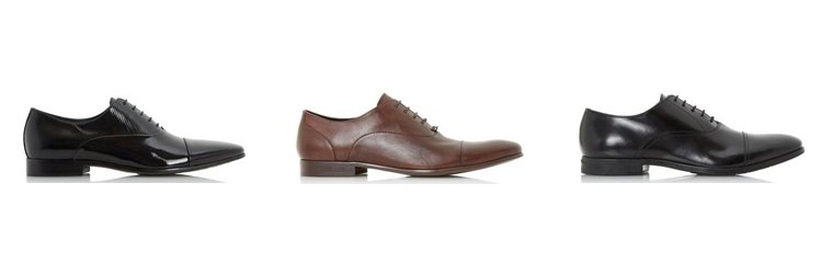 sale retailer a07e4 e1d93 The Oxford – identified by its closed lace system stitched along the base,  low heel and short back, the Oxford is the go-to shoe to wear with any suit.