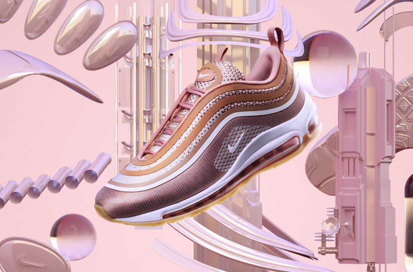 huge selection of 237e5 72b1b Nike Air Max 97 Launch