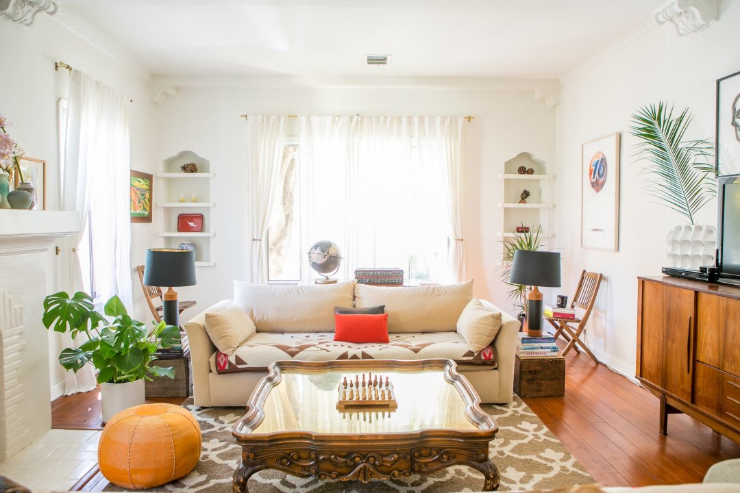House Tour A Creative Los Angeles Rental For Entertaining