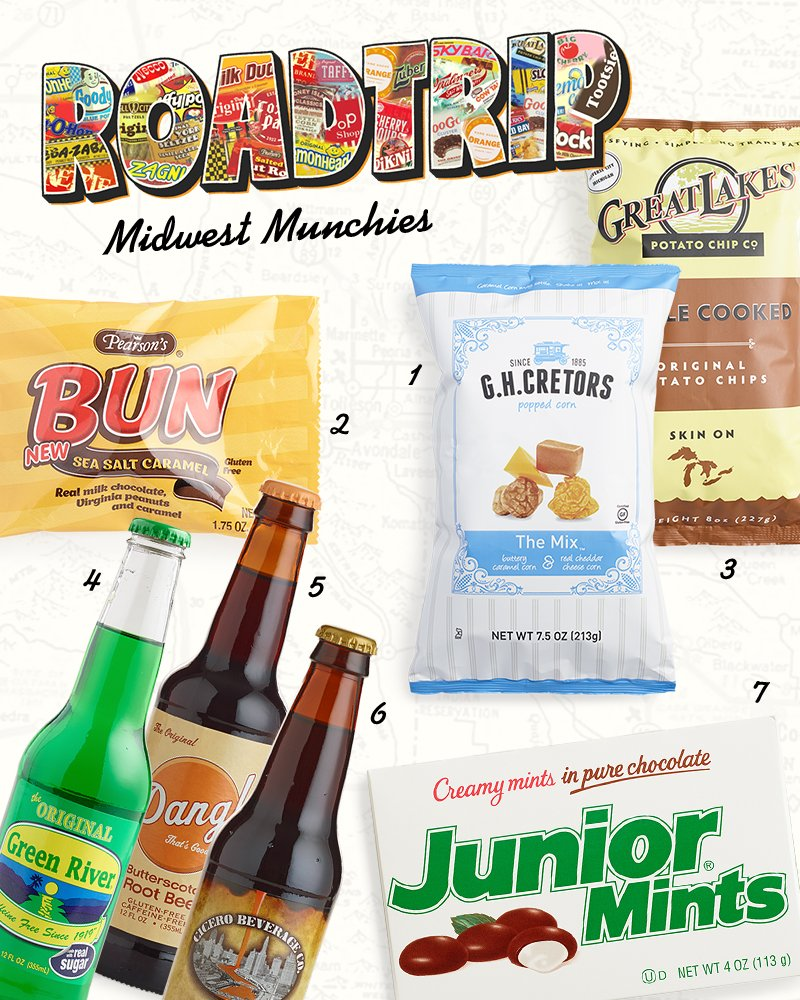 Road Trip to YUM: Midwest Munchies - Discover, A World Market Blog