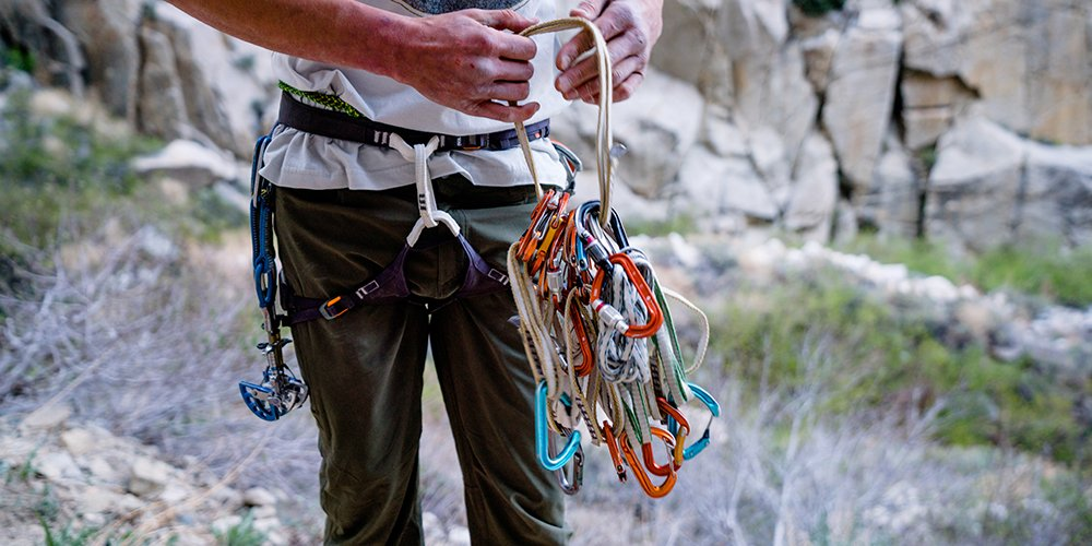 wholesale price sneakers for cheap authentic quality How to Build Your First Trad Rack | Backcountry.com