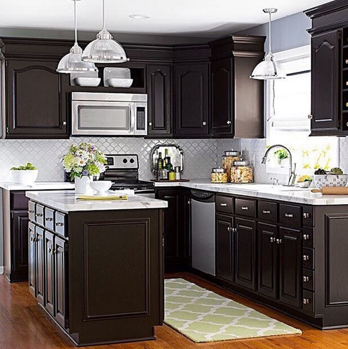 budget kitchen design cabnets