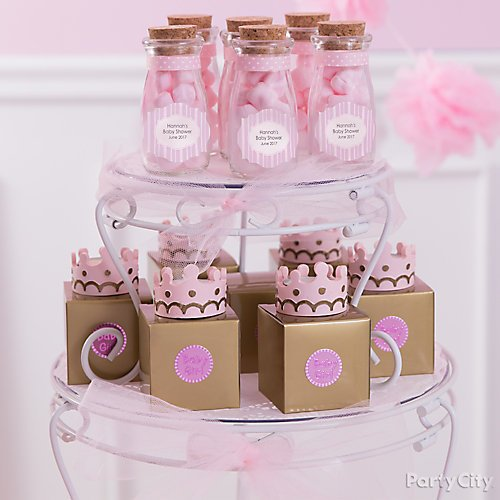 Little Princess Baby Shower  Party City-6429