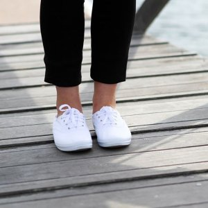 It's a Ked kind of day! The only perfect shoe for day down by the