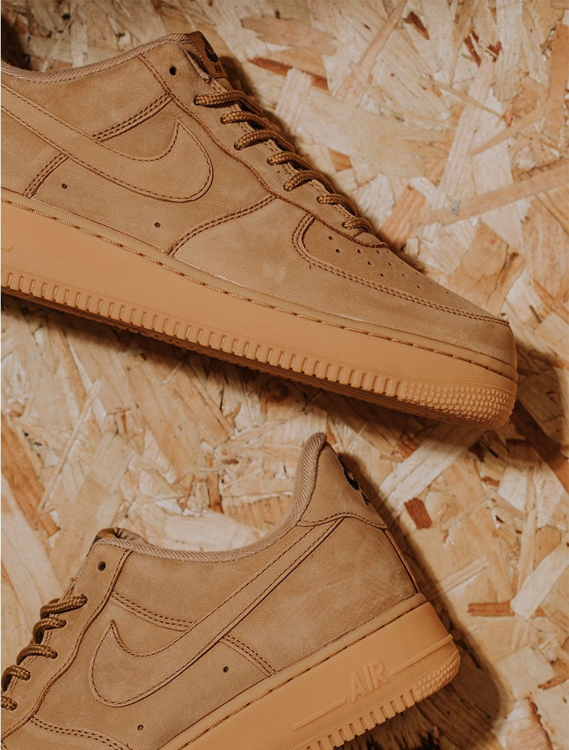 3c499c24234a8 Nike Flax Pack  Air Force 1 Low