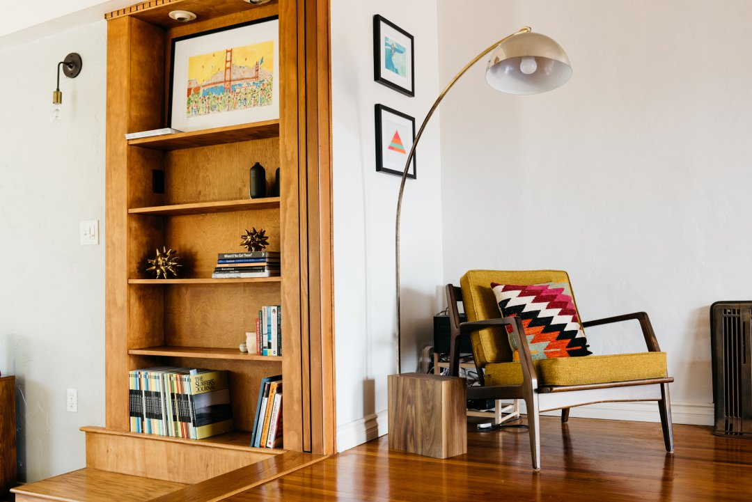 Get The Look Mid Century California Cool Apartment Therapy