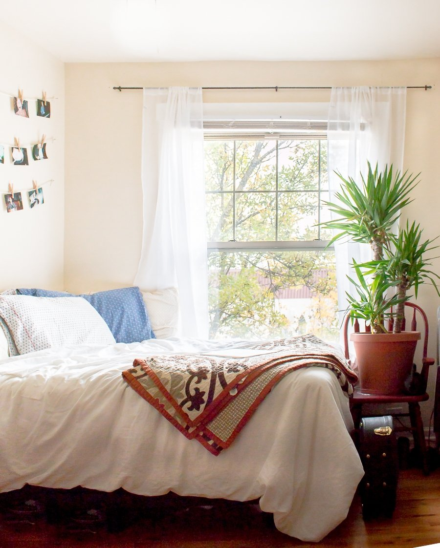 House Tour: A Cool 500 Square Foot Chicago Studio