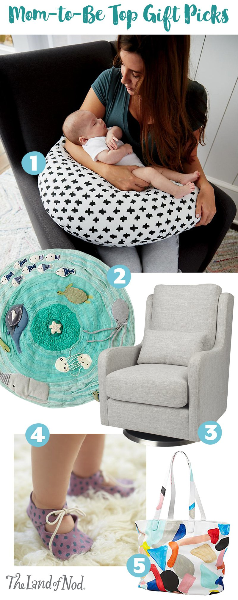 Mother's Day Gift Ideas for the Mom-to-Be