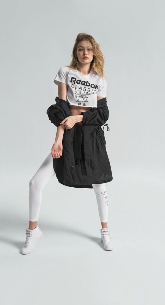 bec302c02ac Curated image with Reebok Classics Unisex Short Sleeve Extended Tee