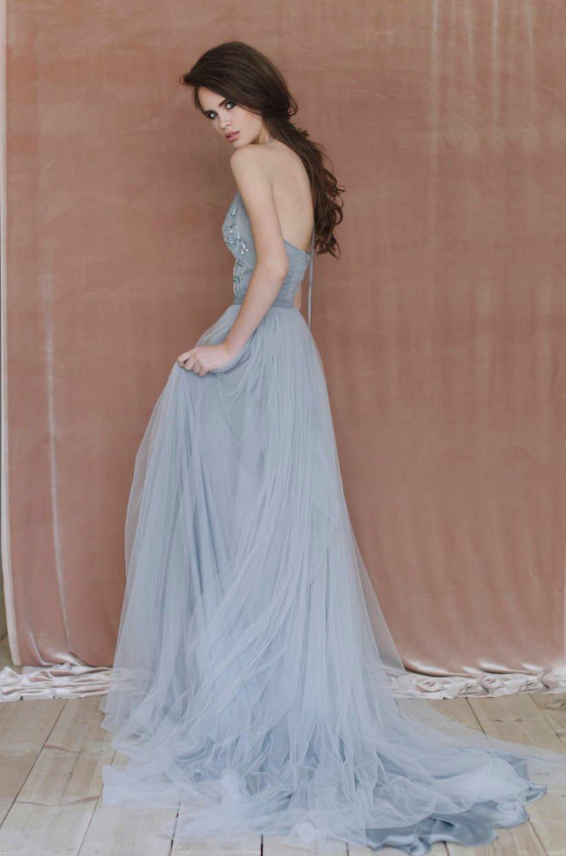 3015ae32a2e06 Tulle wedding skirt from Sumarokova Atelier,  615