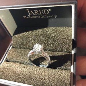 Jared Diamond Engagement Wedding Rings Loose Diamonds Jewelry