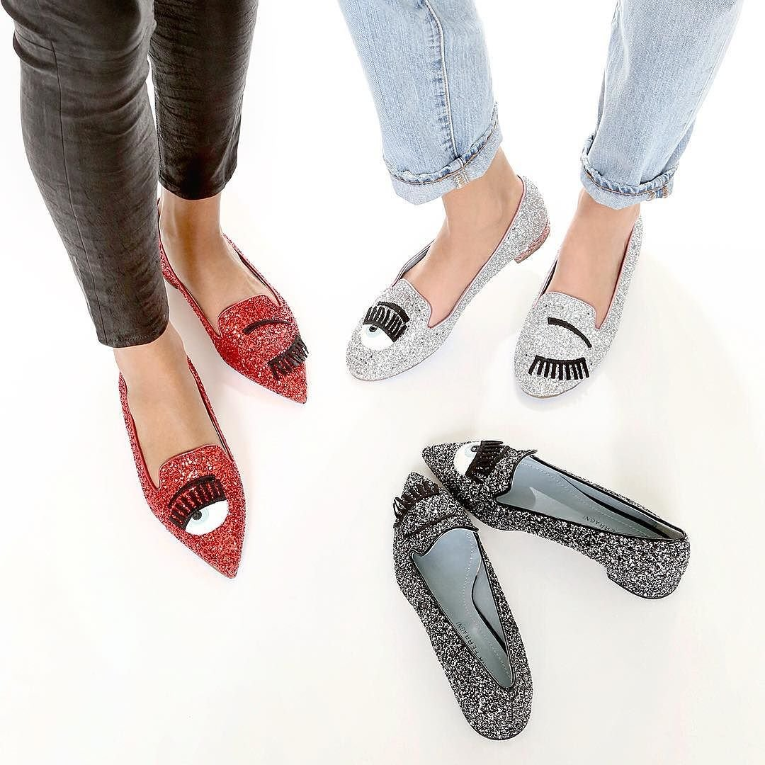 3ec11c655a2 Chiara Ferragni: Shoes With Attitude - Happy. Pretty. Sweet.