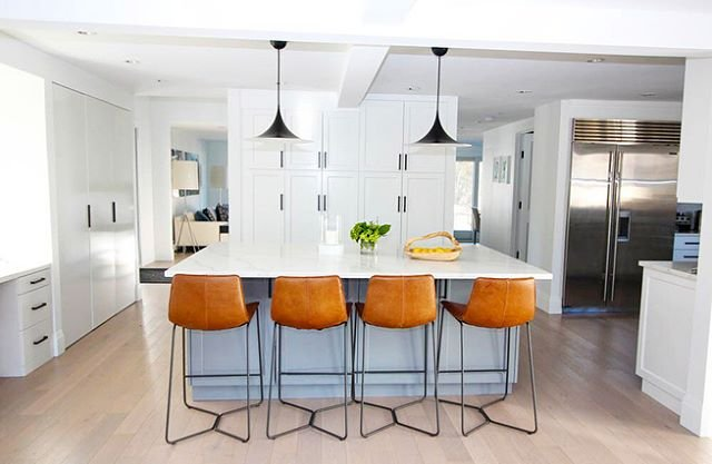 Kitchen Lights Over Island | How To Light A Kitchen Island Design Ideas Tips