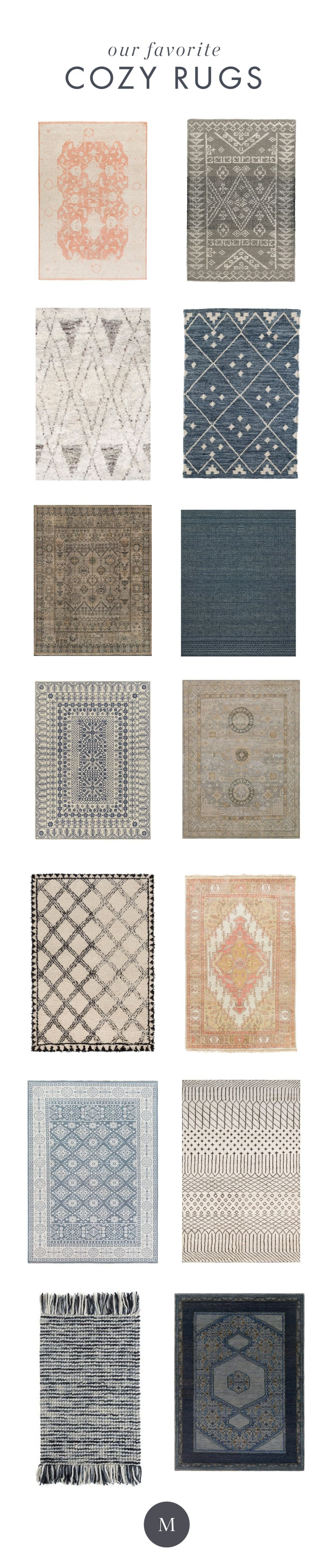 Our Favorite Cozy Rugs Again