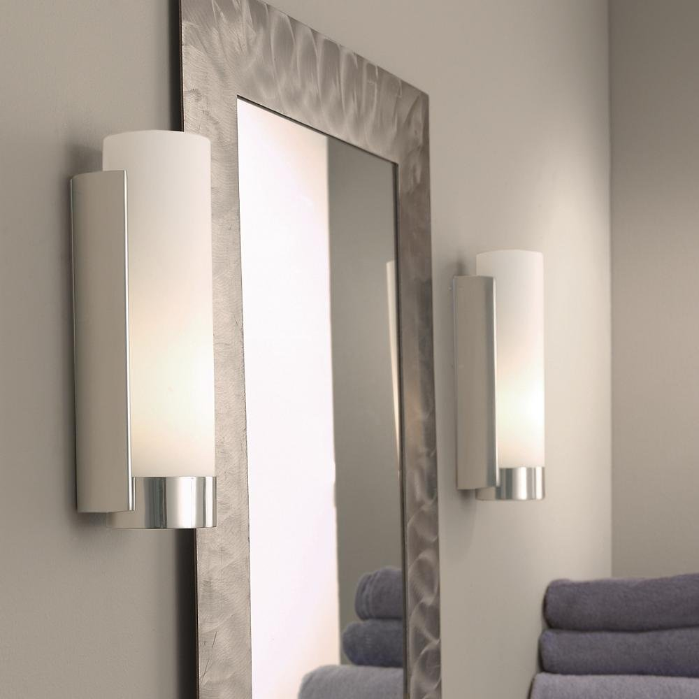 lighting in a bathroom. Shop Tyrone Sconce By Robert Abbey And More Lighting In A Bathroom