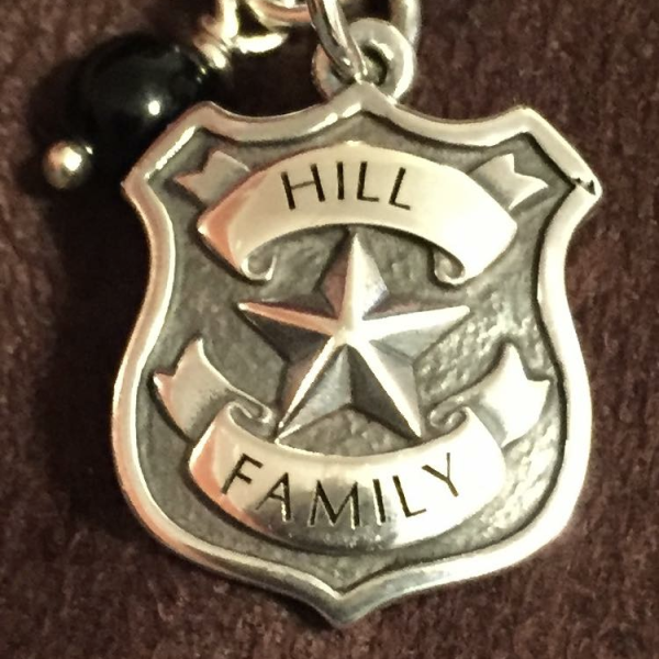 Law Enforcement Badge Charm - James Avery
