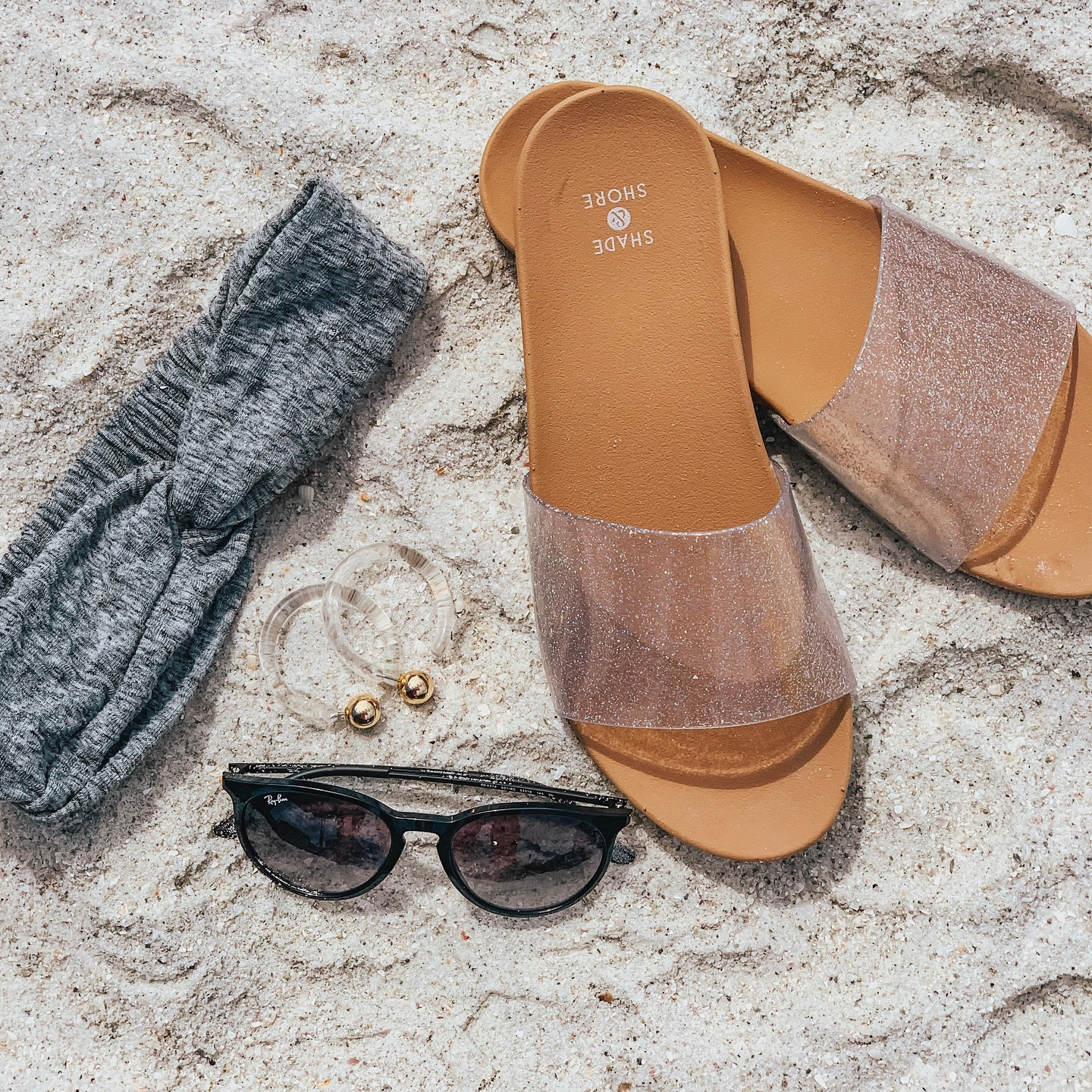 f1d7855f2 ... Women s Pixie Glitter Slide Sandals - Shade   Shore Silver! see all  your loves · instagram photo by  stayathomemomwithnojob