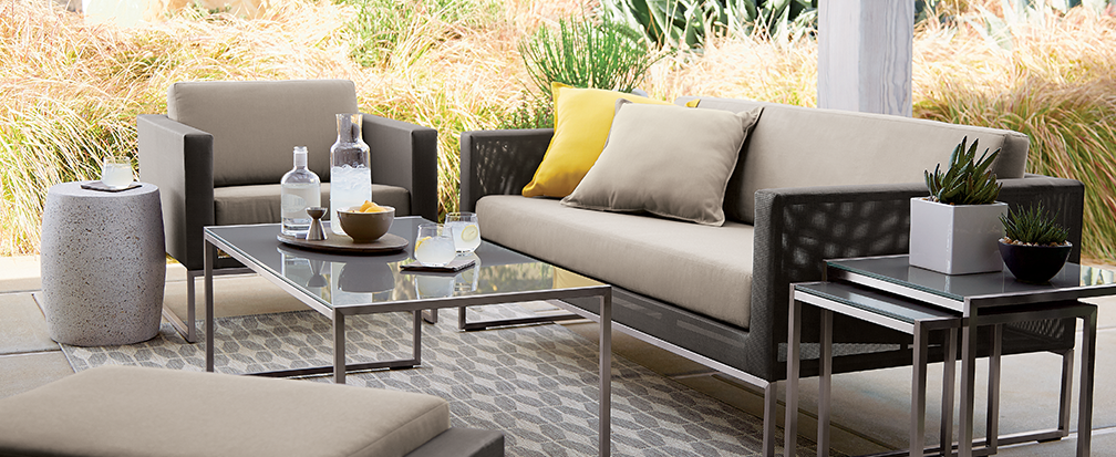 6 Patio Decorating Ideas to Try this Summer | Crate and Barrel