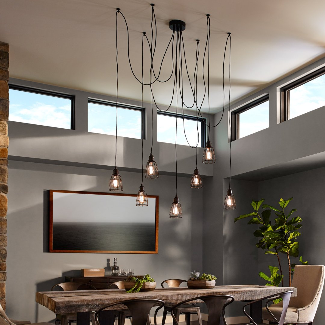 One Dining Room Three Different Ways: How To Choose The Right Modern Chandelier For Your Dining