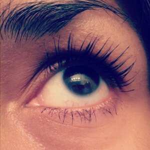 7caafd446b3 Posting an eye pic is creepy but hey look at my lashes. . #lancome
