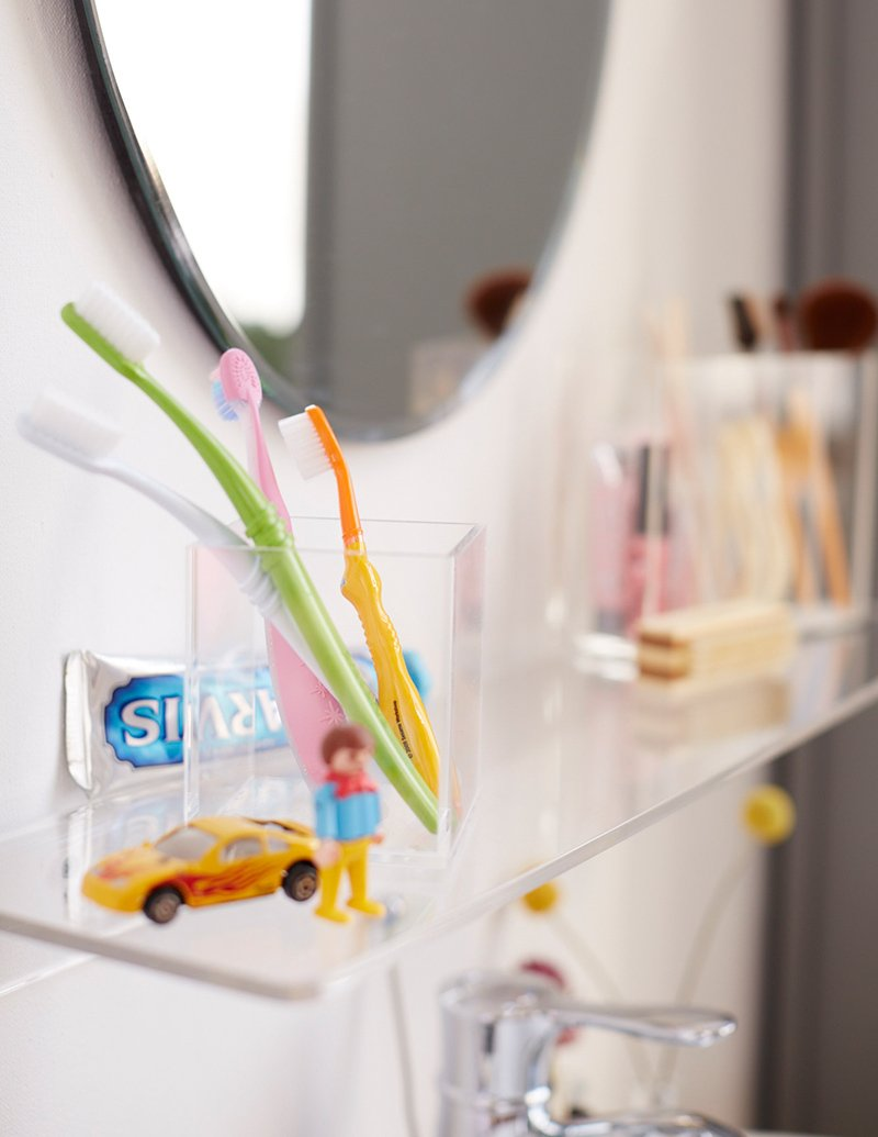 Family Bathroom Storage Essentials
