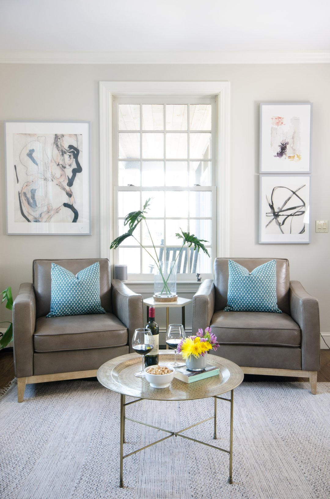 Family Room Makeover Reveal! - The Chronicles of Home