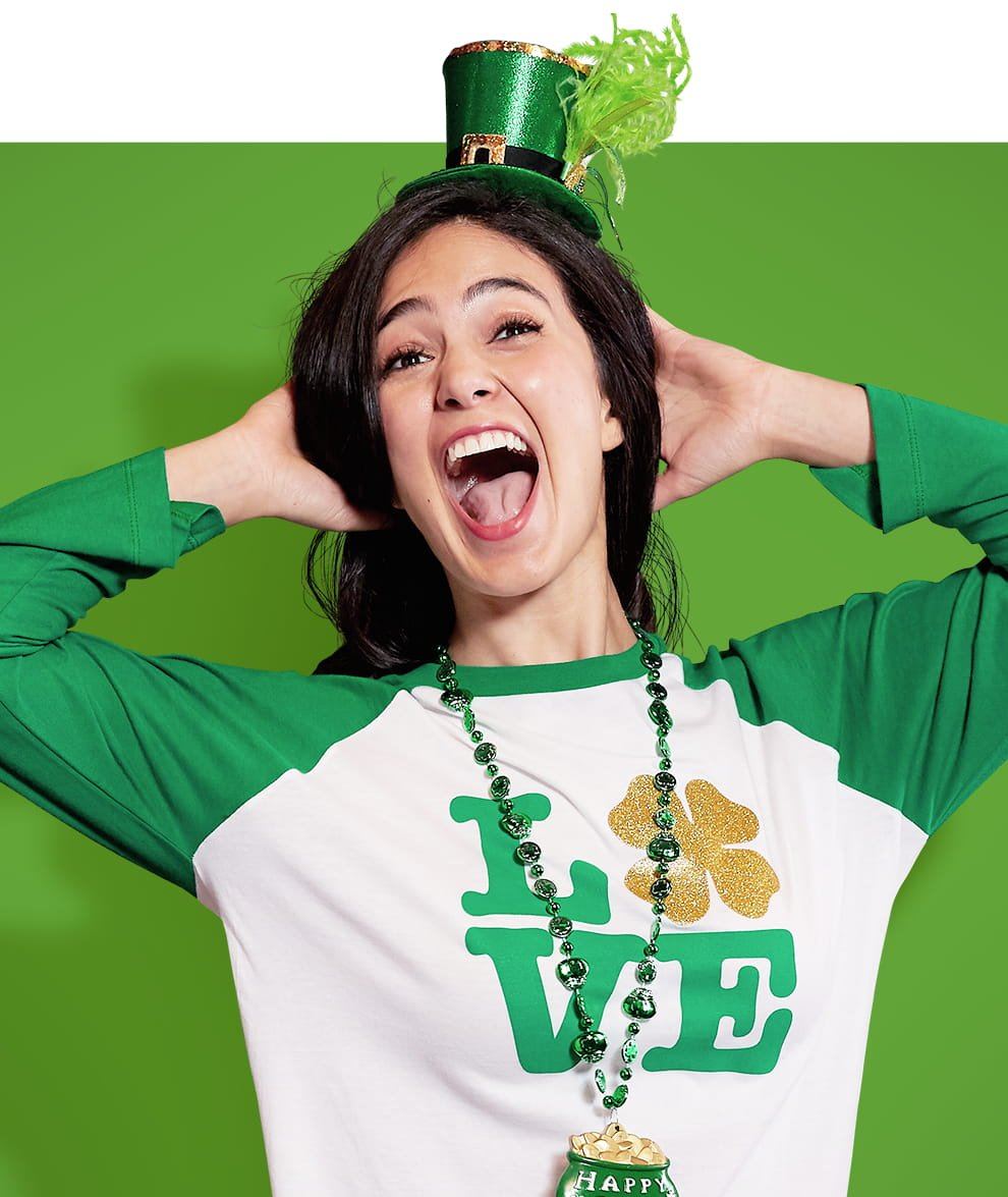 St  Patricks Day Outfits and Costumes Ideas | Party City