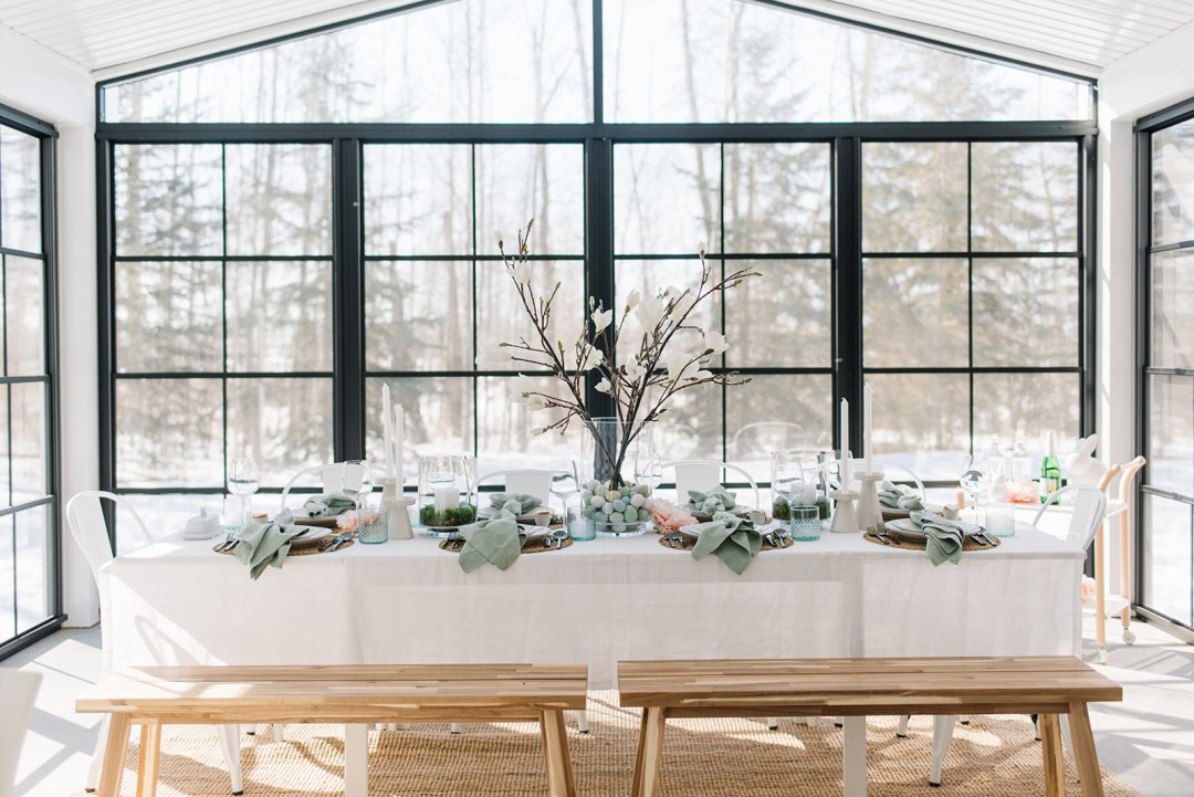 Phenomenal An Effortless Easter Tablescape With Crate Barrel Crate Short Links Chair Design For Home Short Linksinfo