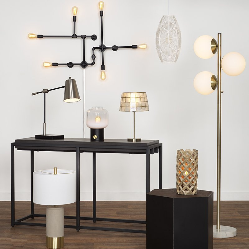 Lighting Table Lamps Floor Lamps Pendant Lamps