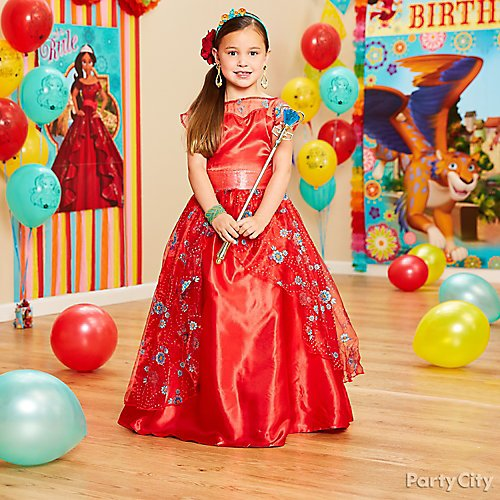 Curated Image With Girls Elena Of Avalor Ball Gown Costume