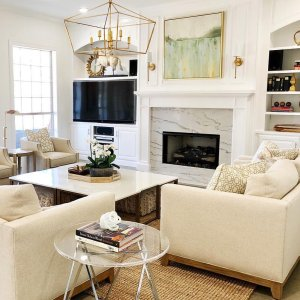 Hump Day Happies In This Bright And Airy Living Room I