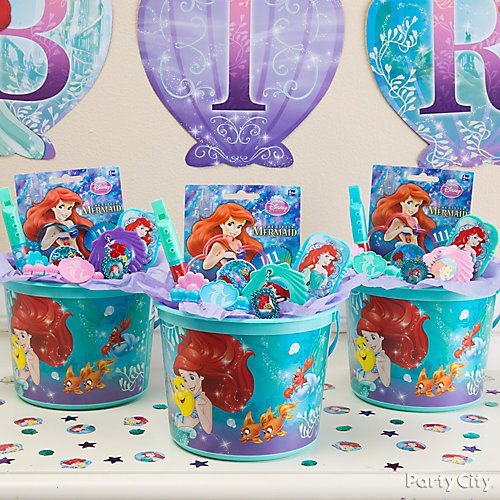 Little Mermaid Party Ideas Party City