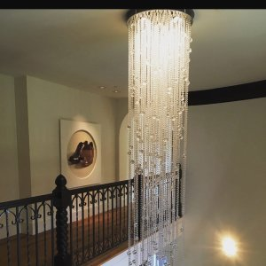 contemporary home lighting. turning this mediterranean tuscan style home into a more modern masculine estate amazing new entry contemporary lighting
