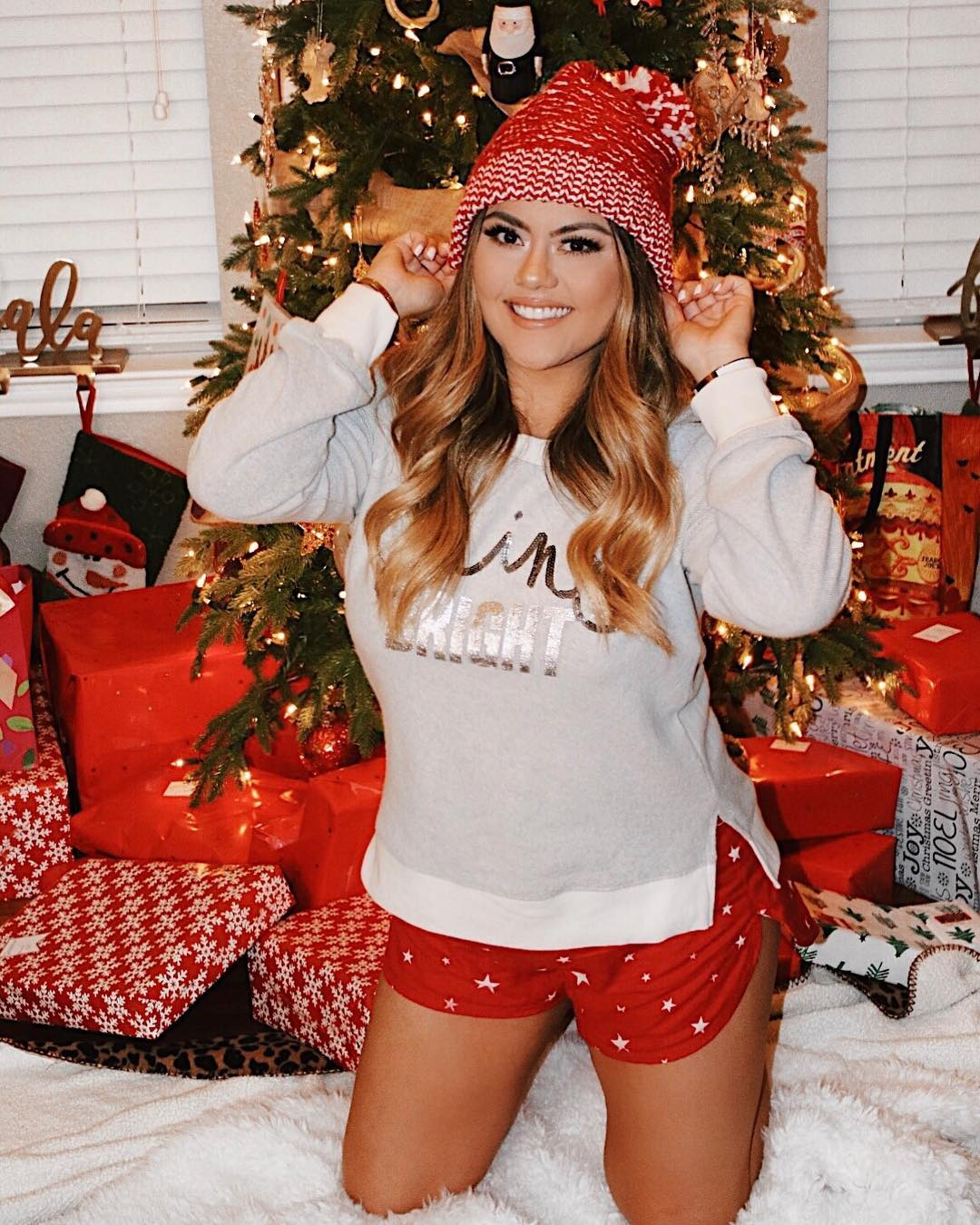 d4fe8a1661 ... Women s Shine Bright 4pc Pajama Set - Xhilaration White! see all your  loves · instagram photo by  morganfambro